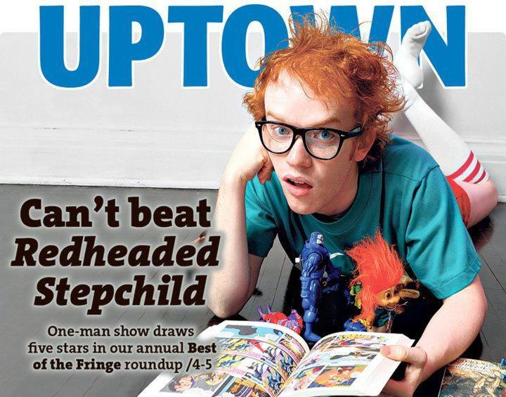 Uptown Magazine cover story