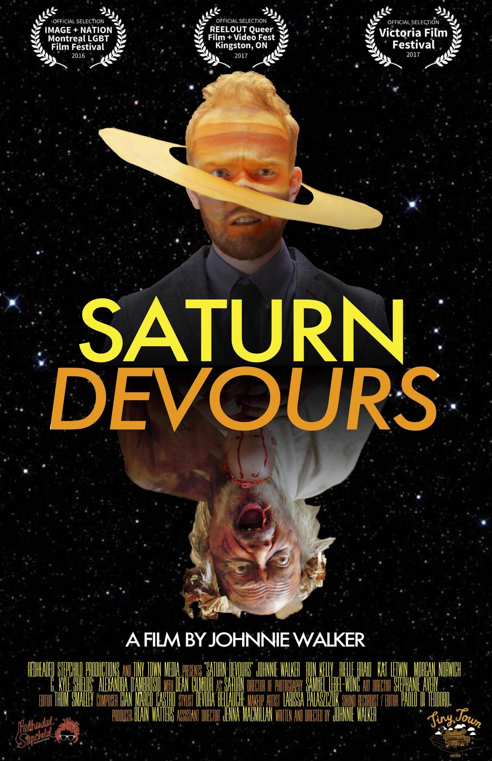 Saturn Devours movie poster