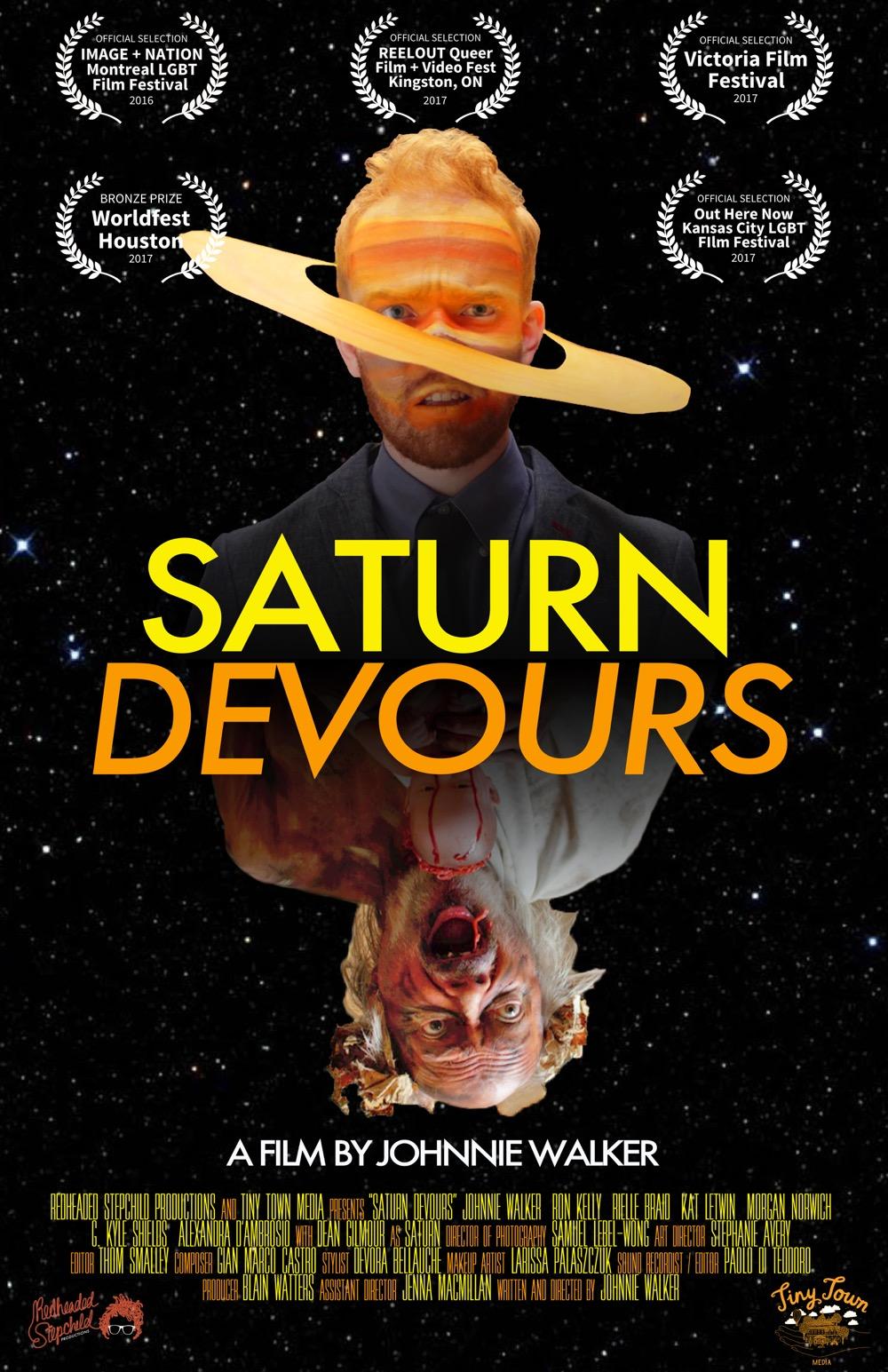Saturn Devours film poster