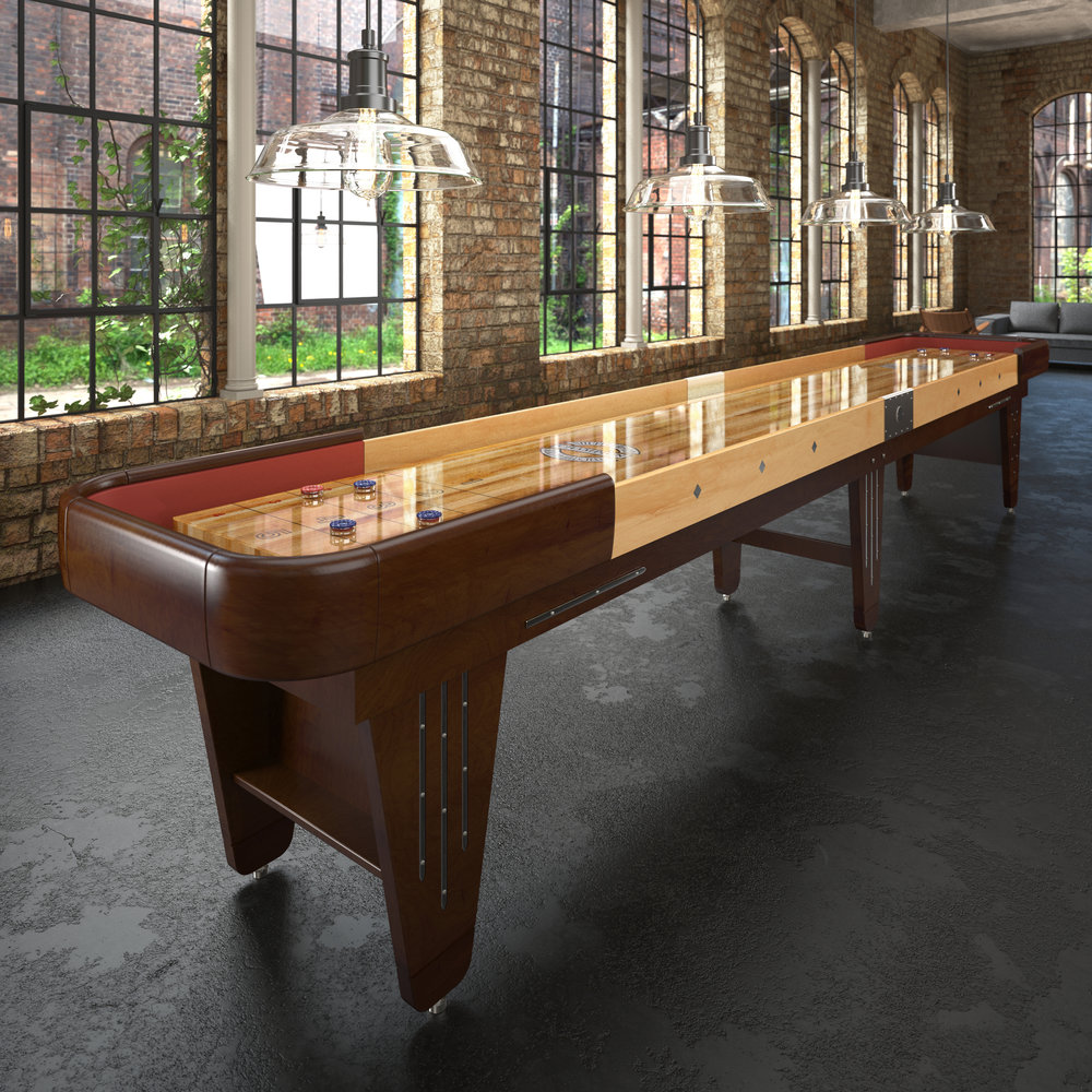 Champion Shuffleboard - Standard shuffleboard table