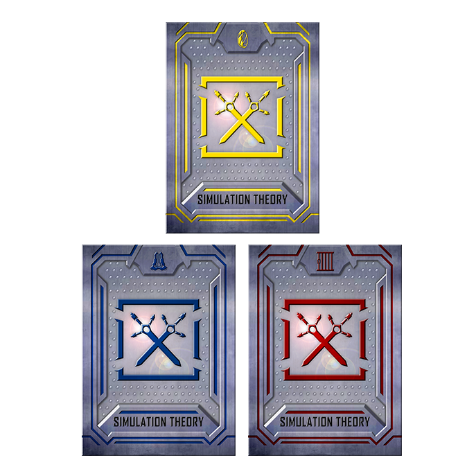 CHALLENGE CARDS