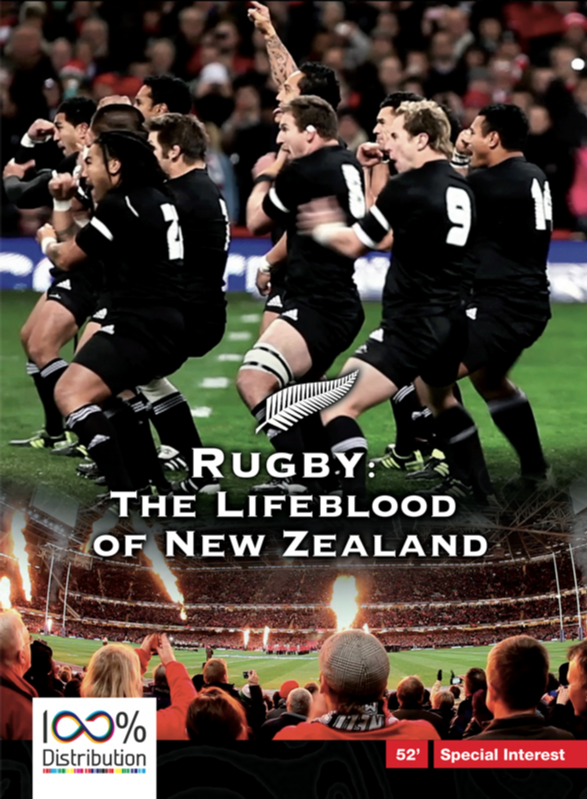 Rugby the lifeblood of New Zealand