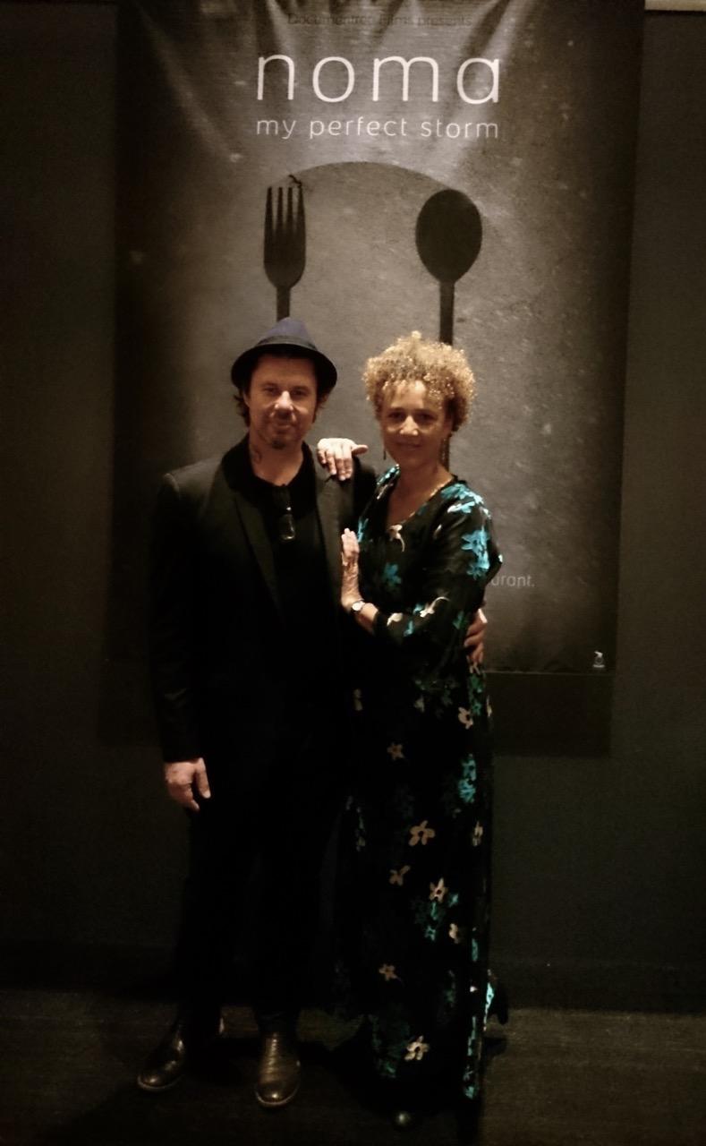 Noma premiere in Copenhagen