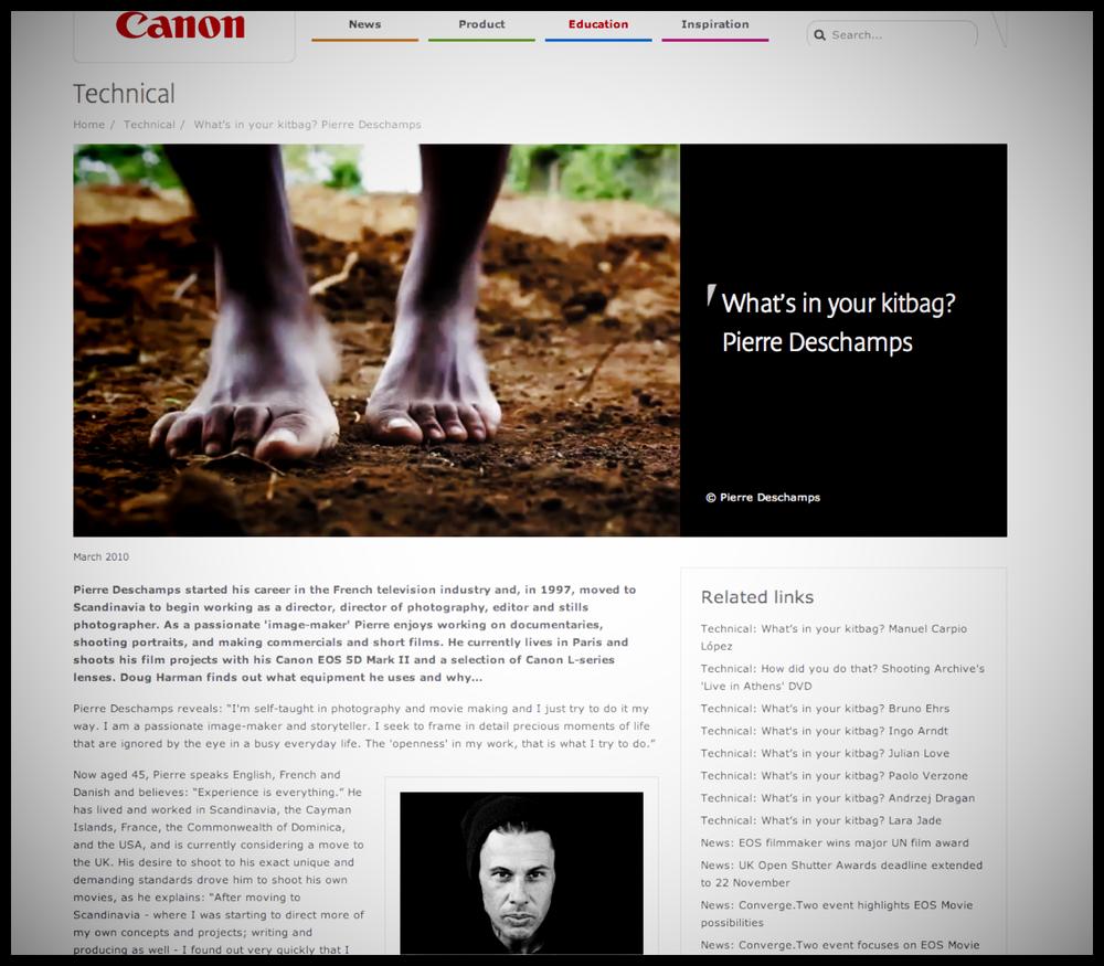 Canon Europe