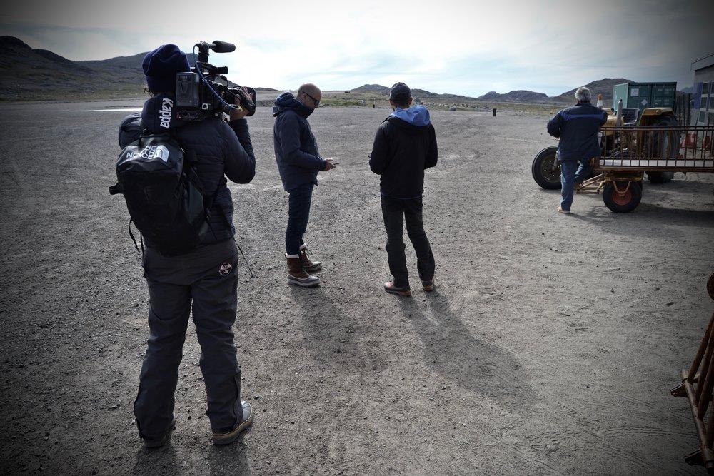 Shooting Greenland 2016