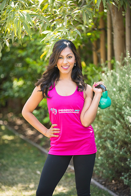 Reena Vokoun is founder at Passion Fit™, group ex instructor, health & fitness leader, and public speaker