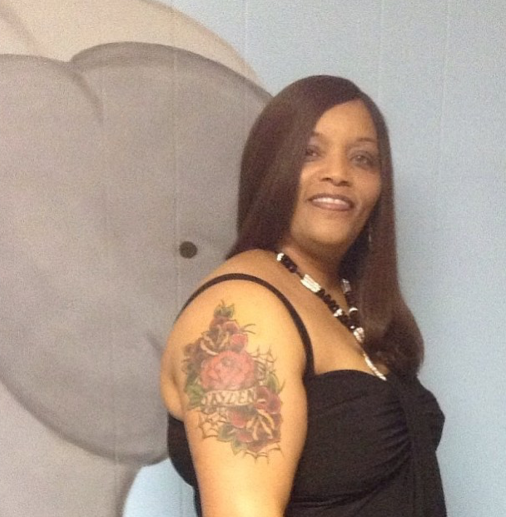 Shop Manager, Crystal Lattimore