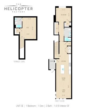5E Floorplan