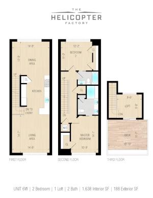 Floor Plan #6W