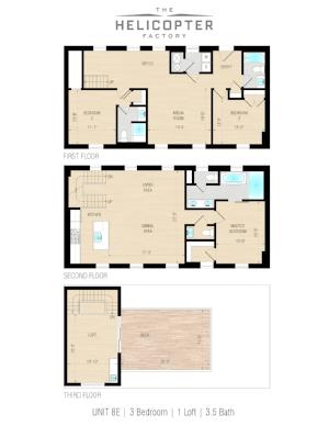 Floor Plan 8E
