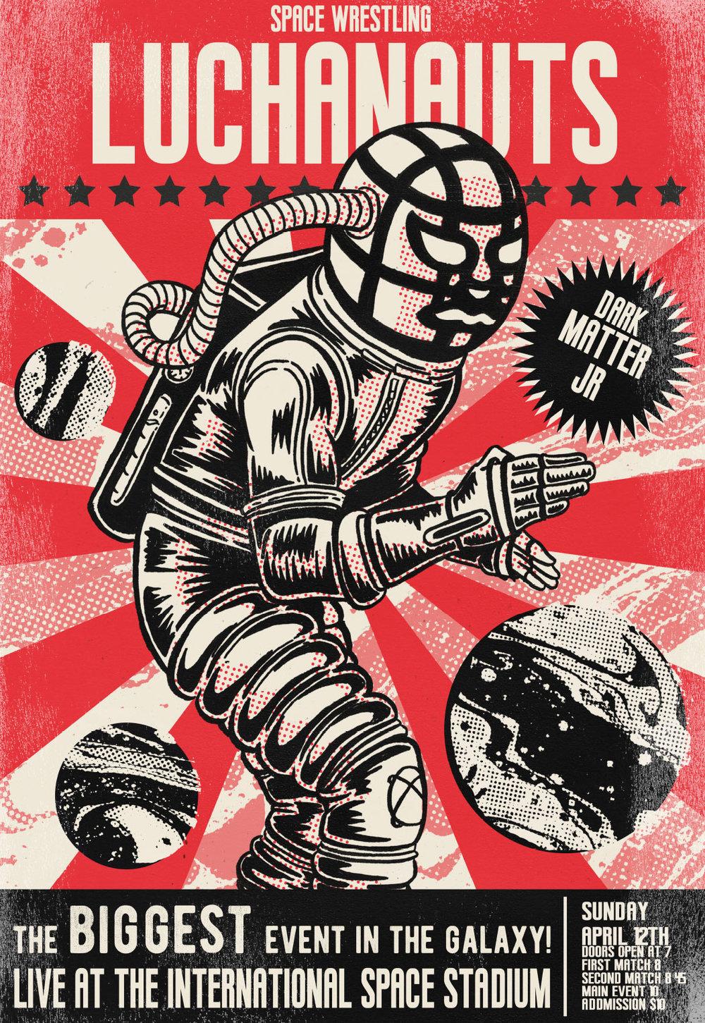 Space Wrestling