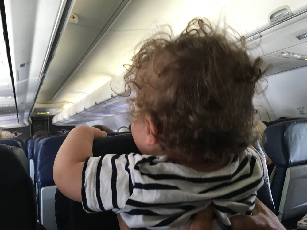 How do you put this baby in airplane mode?