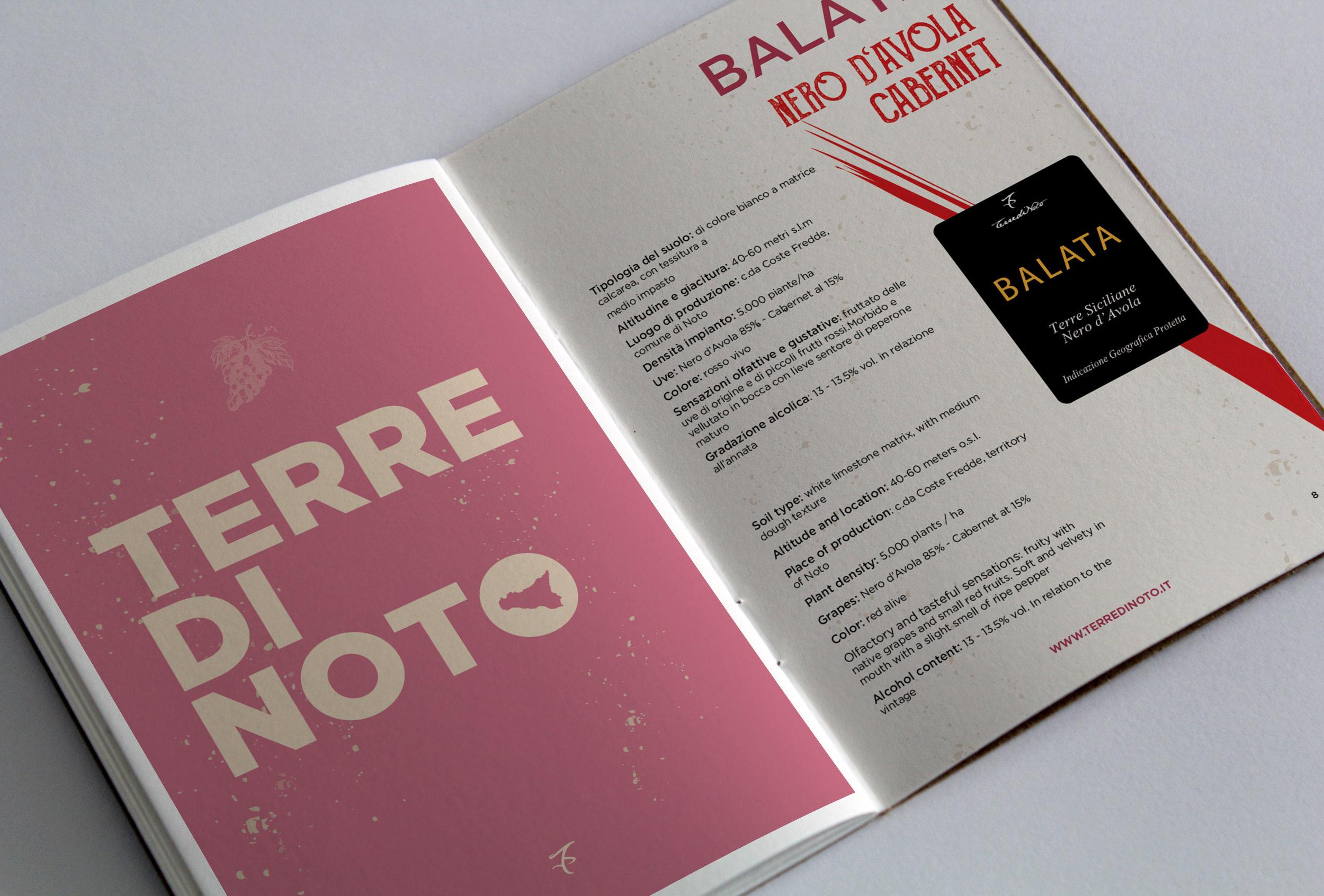 Terre di Noto Wine Company — THE BOLD Â