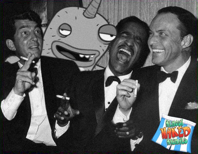 The REAL Rat-Pack