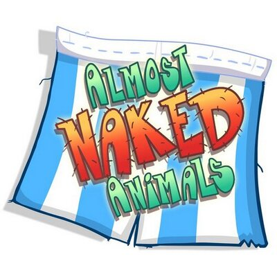 Almost Naked Animals Logo