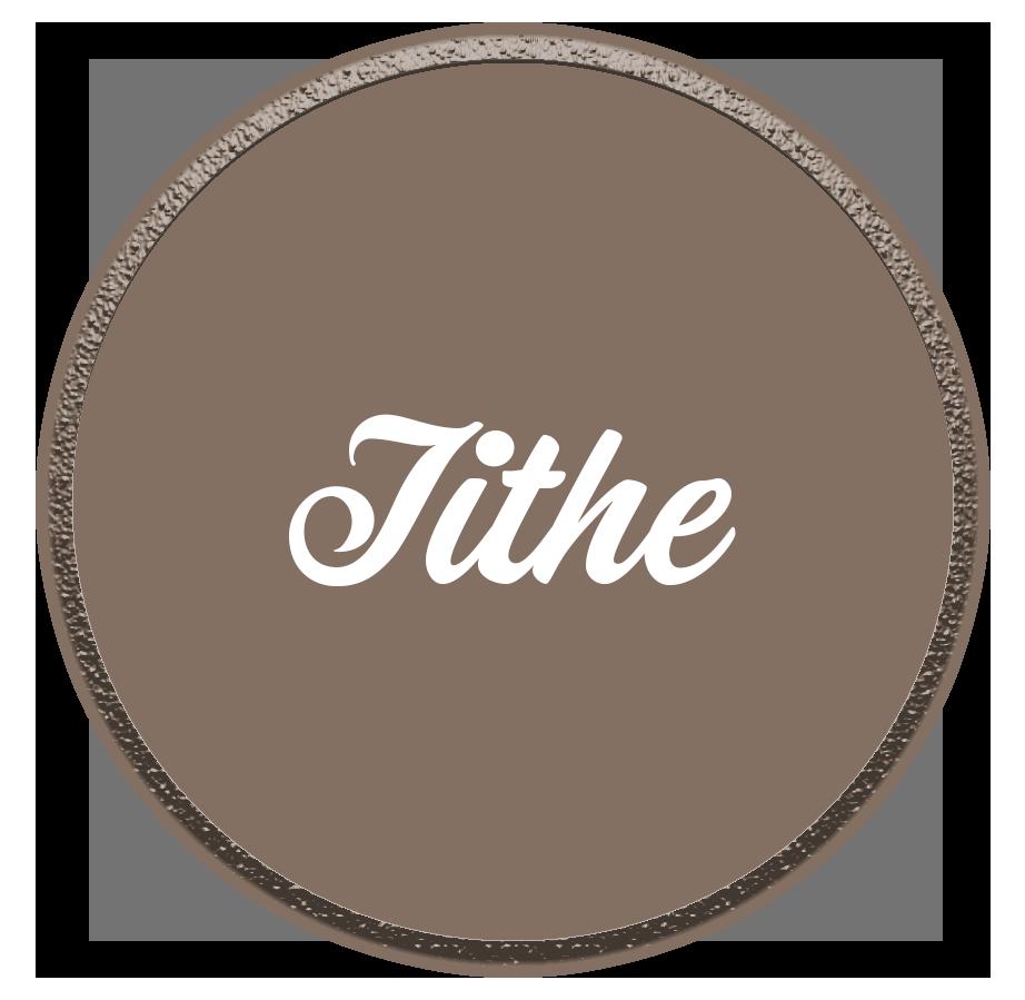 Tithe circle logo fellowship christian life church in Berlin and Vernon CT Sundays Wednesdays Thursdays Fridays