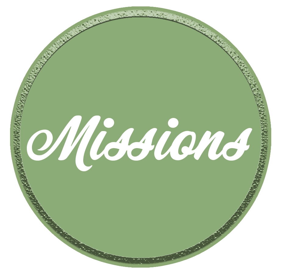 Missions logo circle Christian Life Church, Berlin, Vernon, Connecticut, CT, Sunday, Wednesday, Thursday, Friday, Sermon, Bible study, Assemblies of God, Pentecostal, worship, young adult, kids ministry, fellowship