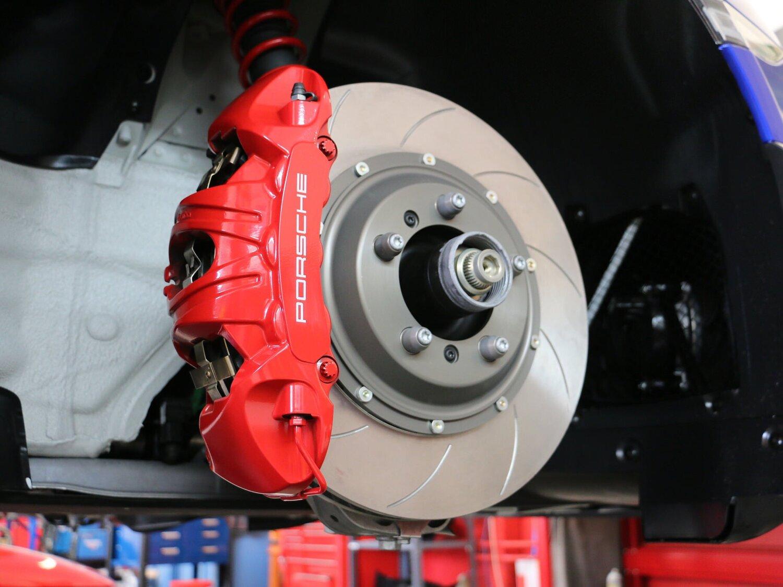 991.1 Turbo Brembo 2-Piece Brake Rotors - SP Motorsports Por