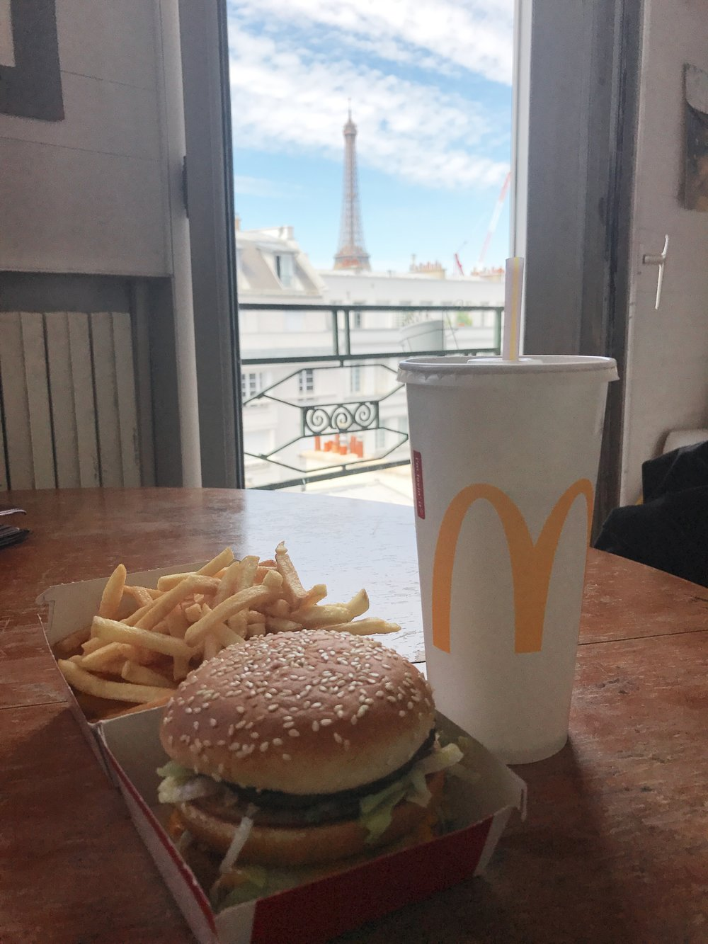 Who'd ever think McDonald's could look this good?
