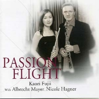 PASSION FLIGHT   Collaboration with Albrecht Mayer - the Principal oboist of the Berlin Philharmonic Orchestra.