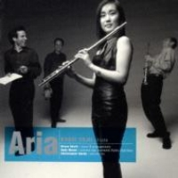 ARIA The first cross-over album, featuring the composition of J.S. Bach. Became Kaori's breakthrough recording.