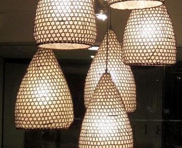Single bulb groupings.