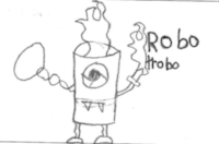 Robo Trobo and the Awesome Talking Toilets, by Kekoa Pech.