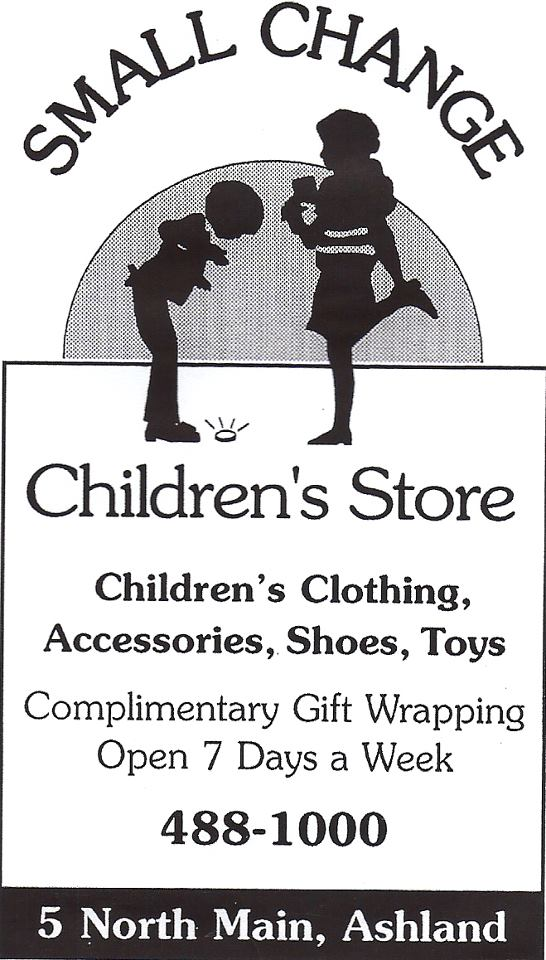 Small Change: A Children's Store