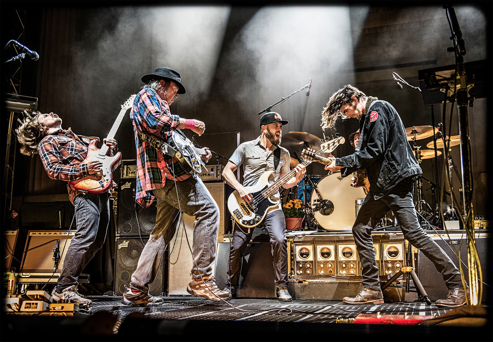 Neil Young + Promise of the Real | This Weekend in Telluride, Colorado