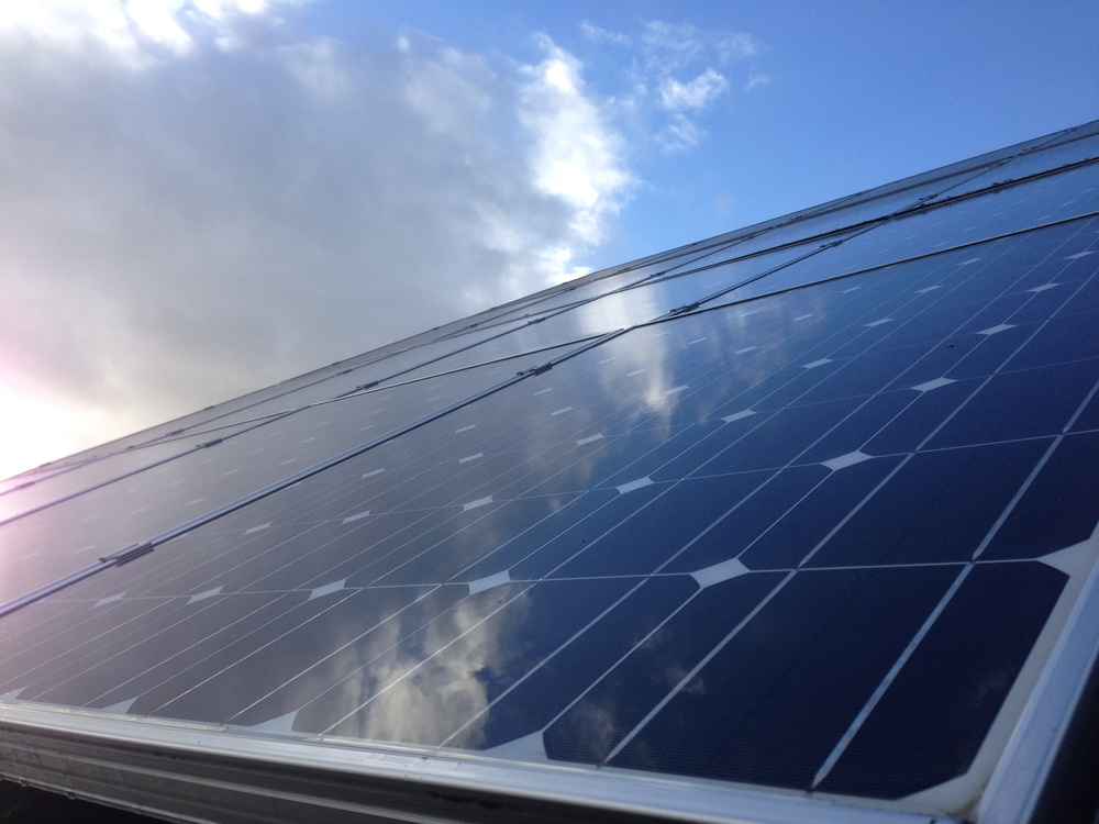 solar panel cleaning   REQUEST A QUOTATION