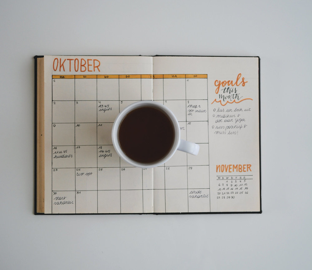 plan your day planner for makers creativity and structure