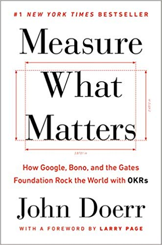 Measure What Matters Goals Help