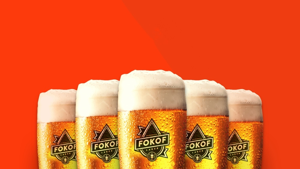 WIN 3x FOKOF LAGER GLASSES SETS