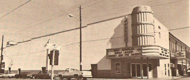 The Historic Embassy Theater in Henderson