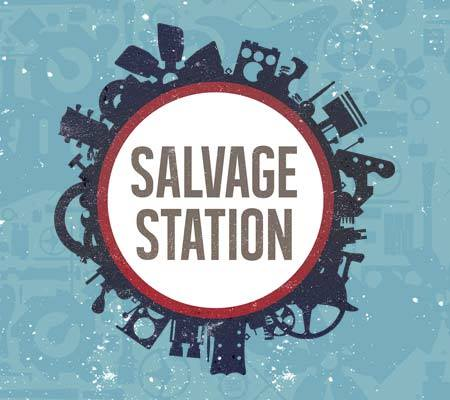 Salvage Station Logo