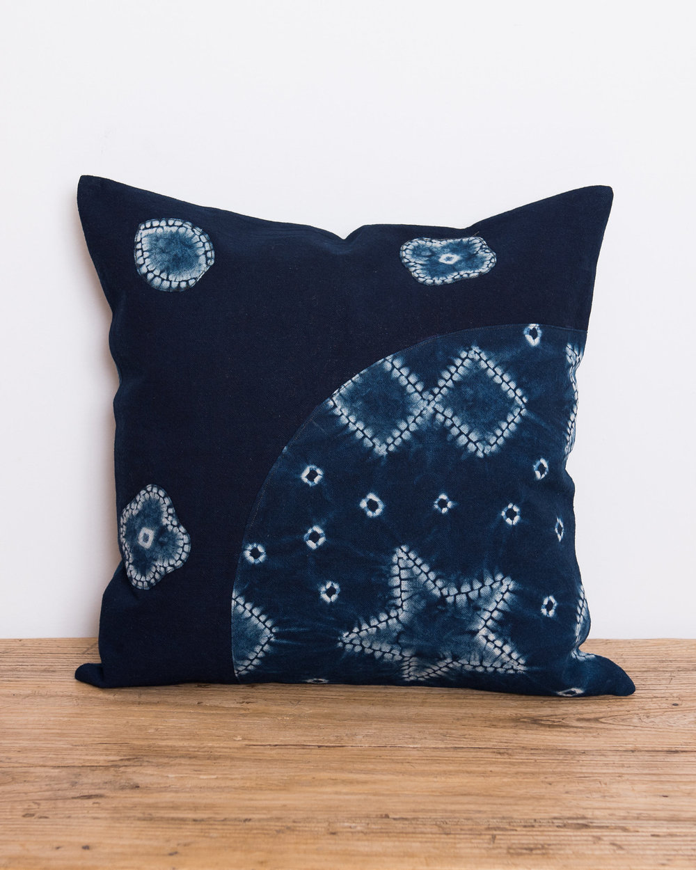 Indigo Batik Pillows