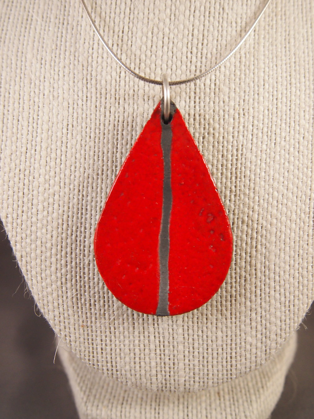 RAKU & GLASS FUSED JEWELRY -