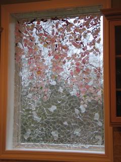 "Cherry Blossom Installation  4'x6'x8"""