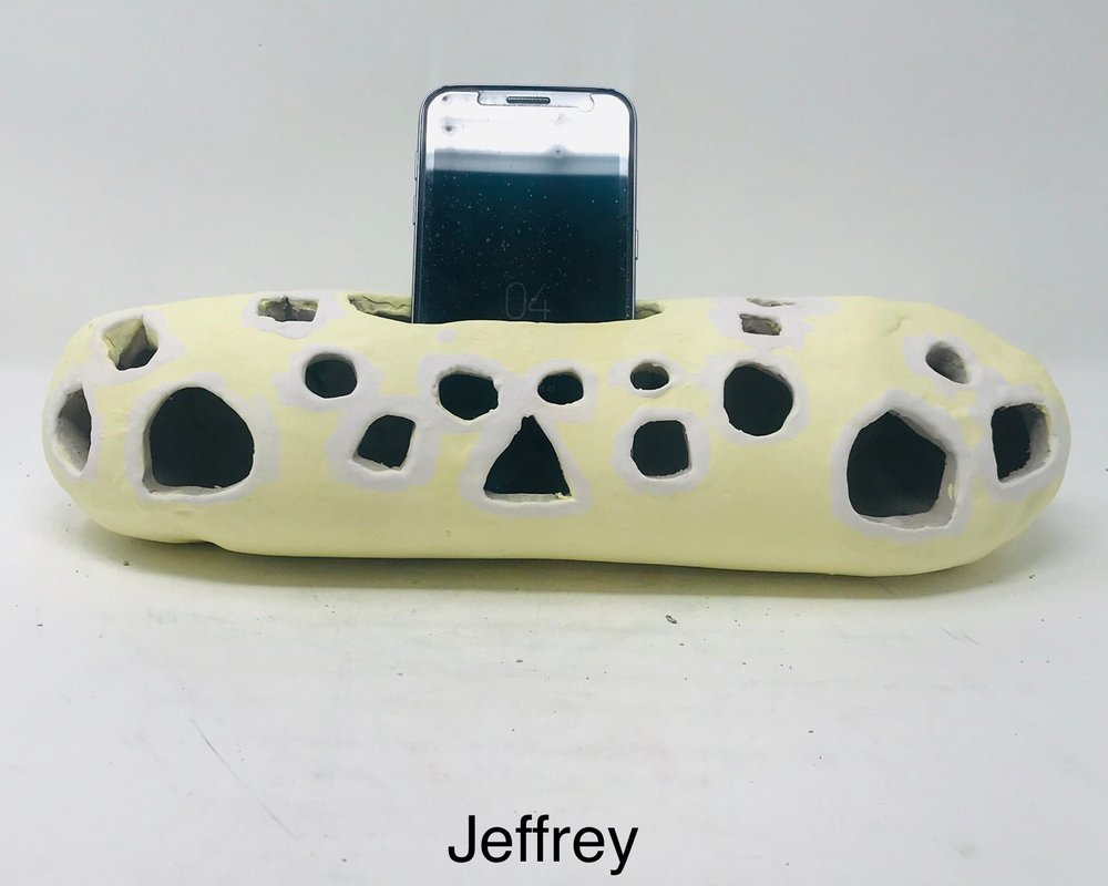 Cell phone Amplifier - Surface Design