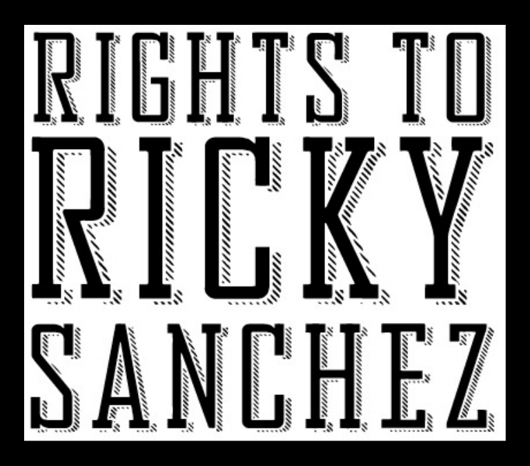 Rights To Ricky Sanchez