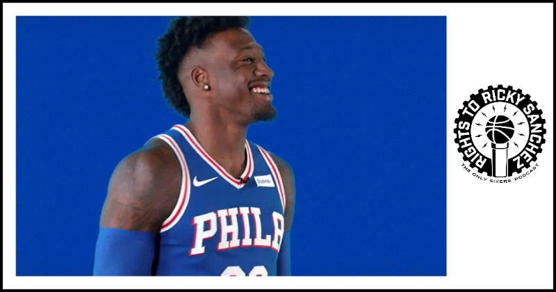 photo credit @Sixers
