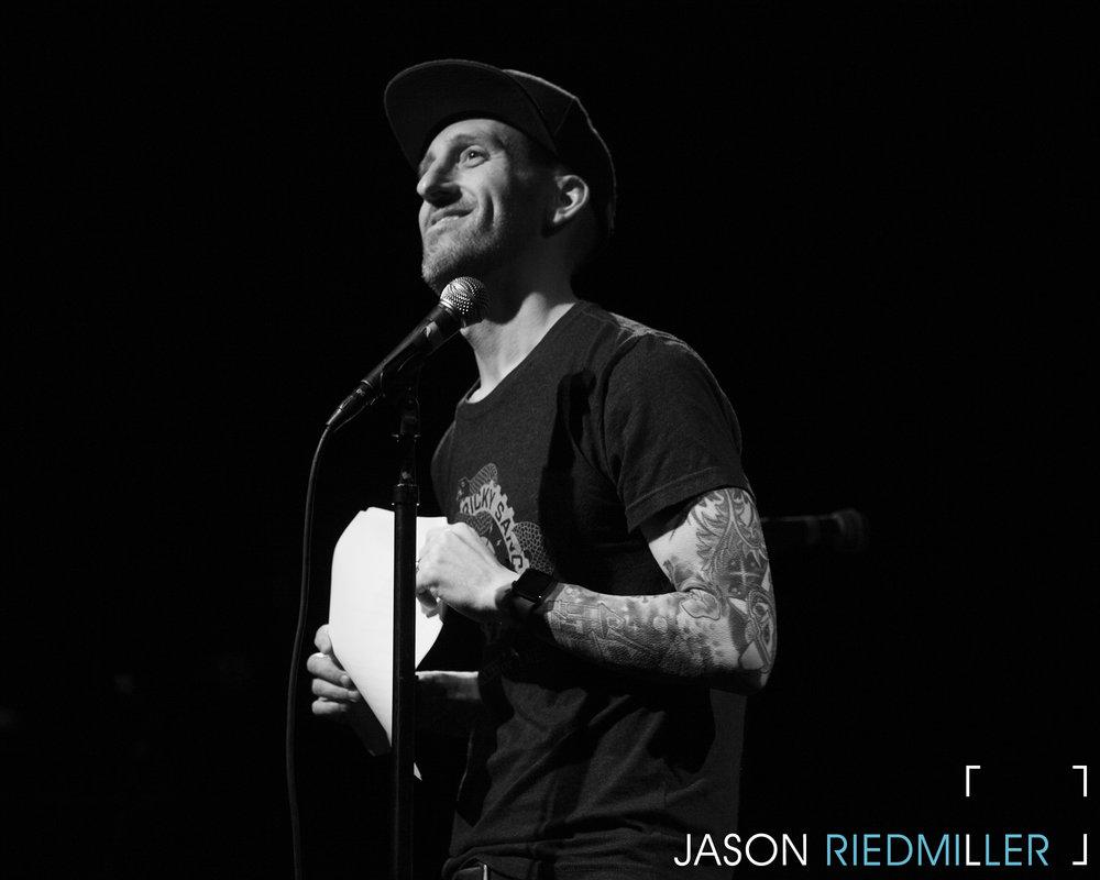 [photo by Jason Riedmiller]