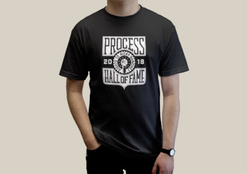 Process HOF Shirts - Superior quality triblends for just $19.99