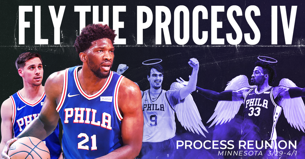Get your spot on Fly The Process IV here.