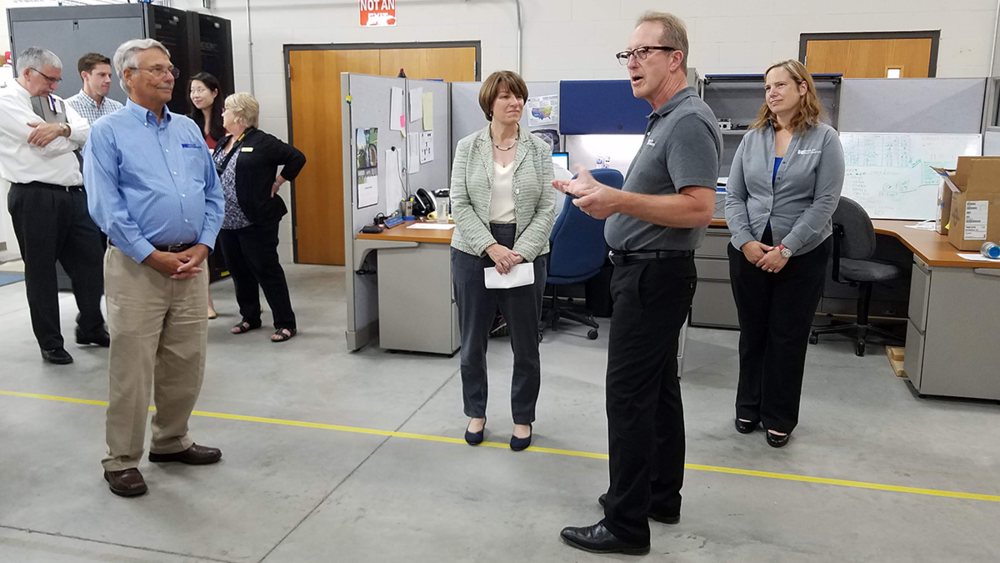 Service Coordinator Supervisor Jerome Niss shares his thoughts on the importance of technical support and service to Kahler Automation's success.