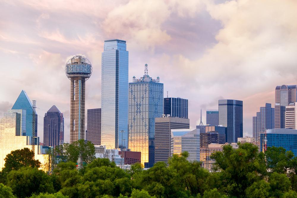 McAllen Texas Skyline