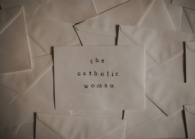 The-Catholic-Woman-Letters-To-Women