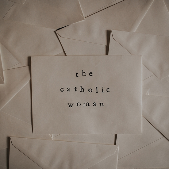 The Catholic Woman Envelopes