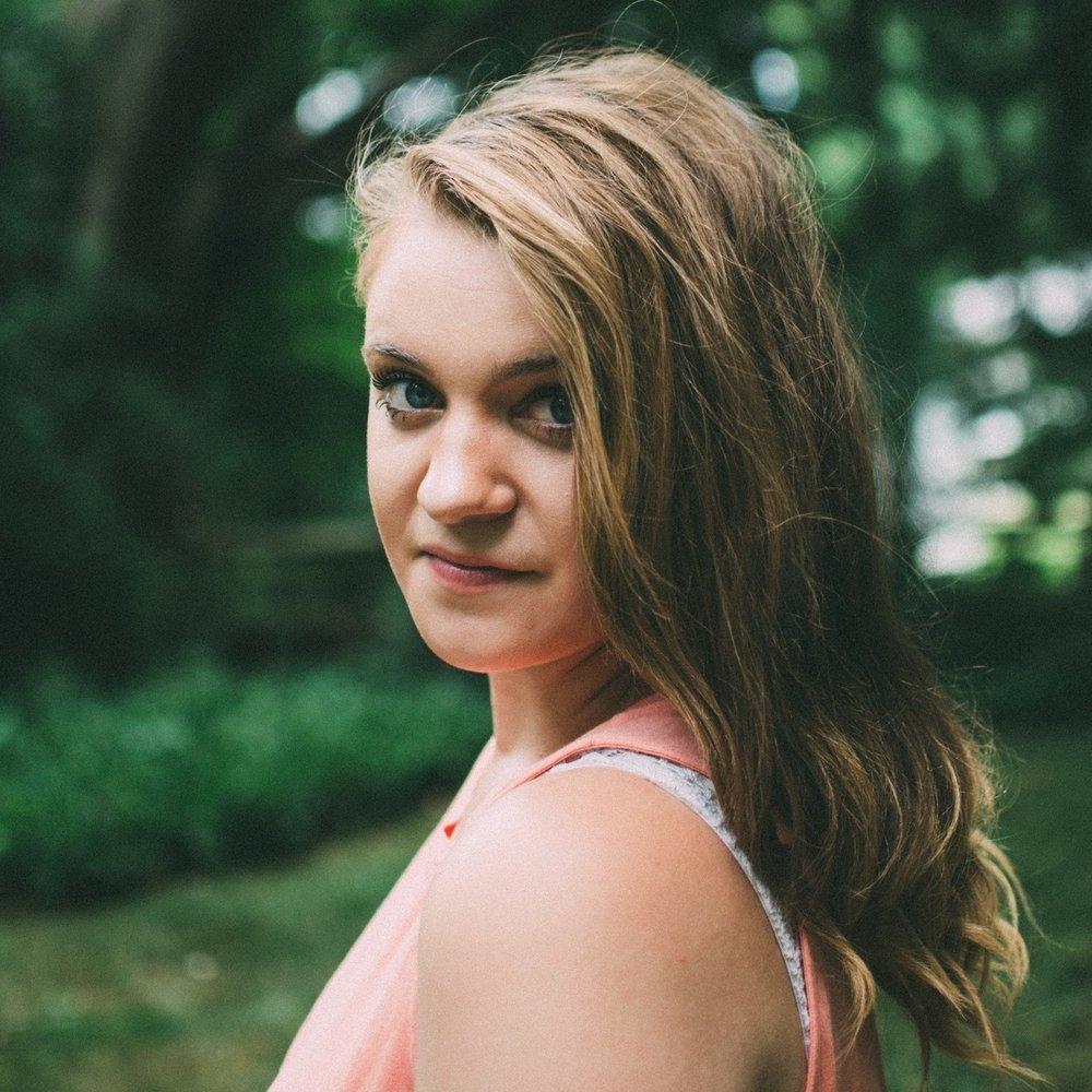 Hannah Bruckner Portrait