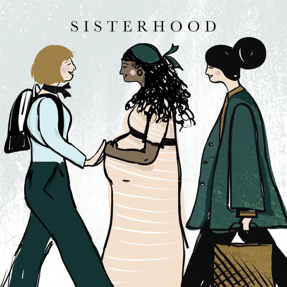 Sisterhood Quarter theme